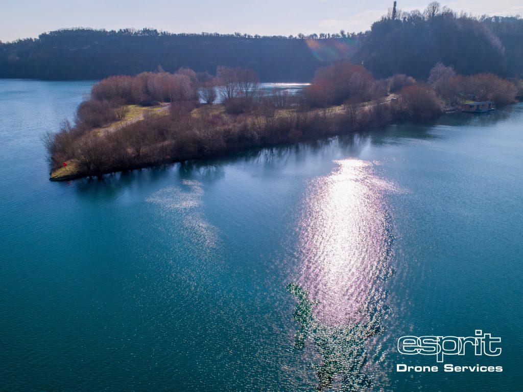 Blue Lake, Halling, Rochester