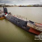 U-475 'Black Widow' Russian Submarine
